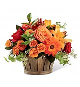 Flower Bouquets: Nature's Bounty Bouquet